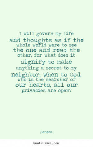 Quotes About Life Seneca Create...