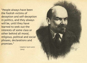 Vladimir Ilyich Lenin motivational inspirational love life quotes ...