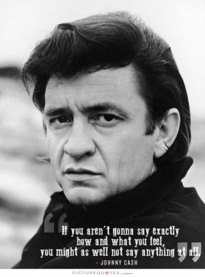 Sad Quotes Honesty Quotes Johnny Cash Quotes