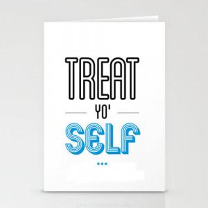Blank Card, Parks and Recreation, Friendship Card, Handmade, Birthday ...