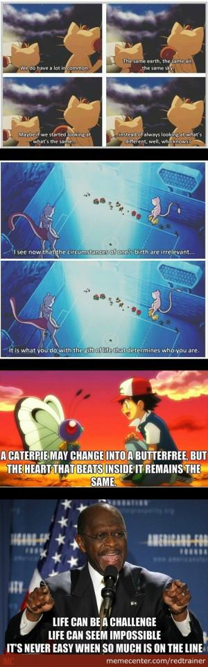 Epic Pokémon Quotes