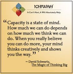 ... Magic of Thinking Big by David Schwartz. Here are some image quotes