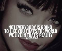 rihanna quotes about love quote in text image quotes about life ...