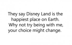 cute, disney land, girl, love, quotes, text