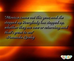 Monica Quotes
