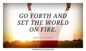 Ignatius Loyola Quotes