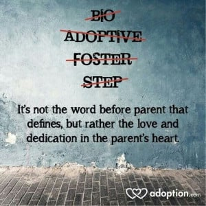 Blended families can work beautifully if you let go of the bs... From ...