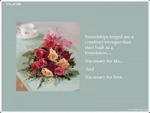 New age FRIENDSHIP QUOTES