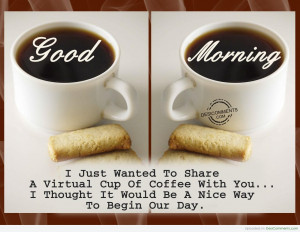 Good Morning Wednesday Quotes Picture: good morning