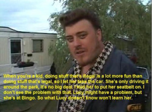Ricky Trailer Park Boys Quotes Rickyisms Filed under trailer park boys