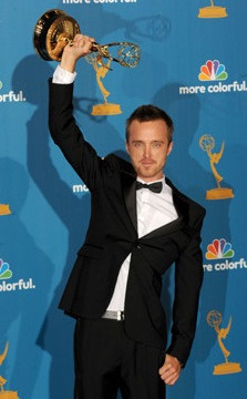 Aaron Paul Quotes From the Emmys Press Room