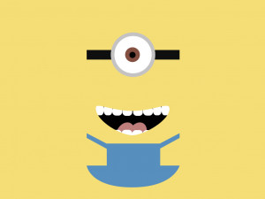You can download Cute Minion Face Wallpaper in your computer by ...