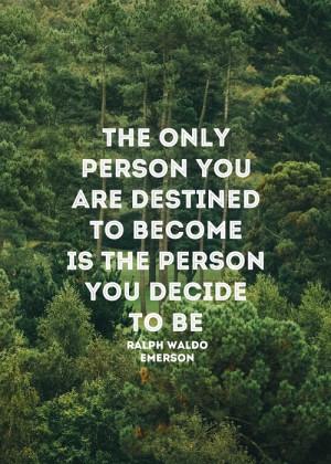 Ralph Waldo Emerson (1803—1882)