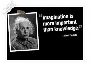 Imagination quote