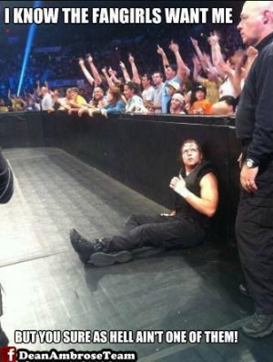 Displaying (19) Gallery Images For Dean Ambrose Meme...
