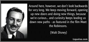 forward walt disney quotes keep moving forward walt disney quotes keep ...