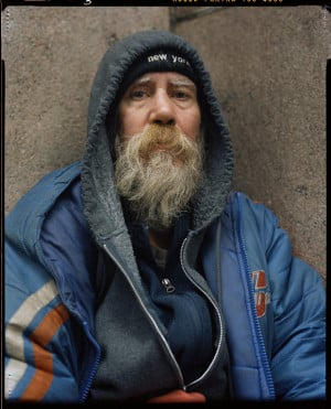 Andres Serrano New York Portraits