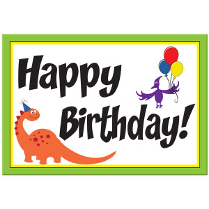 Post Image For Dinosaur Birthday Party