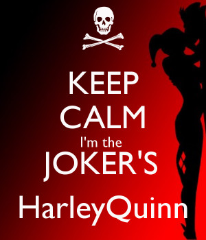 ... harley quinn quotes source http quoteimg com jokers girlfriend harley