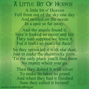 Top Irish rhymes. Image Copyright - Ireland Calling