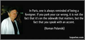 roman polanski quotes and sayings