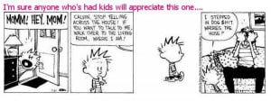 Re: Calvin & Hobbes