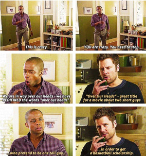 Psych Shawn And Gus Quotes