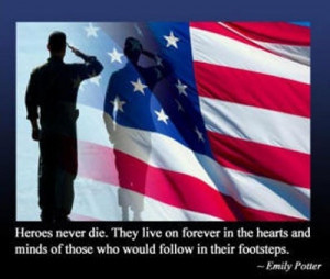 In honor of Memorial Day motivational inspirational love life quotes ...