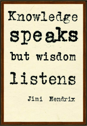 Quotes: Jimi Hendrix
