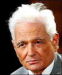 Jacques Derrida Philosopher