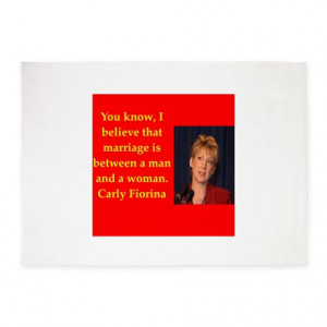 2016 Gifts > 2016 Bedroom Décor > carly fiorina quote 5'x7'Area Rug