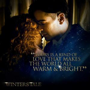 Winter's Tale (2014) Movie Quote #film