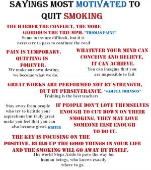Smoking Quote