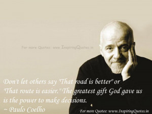 Paulo Coelho Inspirational Quotes Images Wallpapers Pictures
