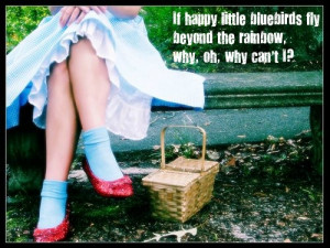 WW ~ Wizard of Oz Quotes