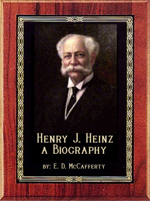 Quotes by Henry J Heinz