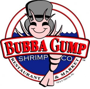 and then! here come BUBBA GUMP!!!!