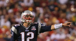 """... ve got to go out there and work hard to correct them"""" - Tom Brady"""