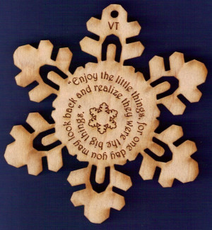 Viewing Gallery For - Snowflake Quotes And Sayings