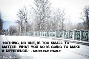 Madeleine L'Engle quote