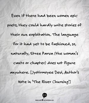 January 23 - Jyotirmoyee Devi's Birthday