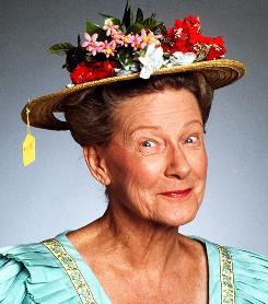 Centerville, Tenn.-born Minnie Pearl was famous for her country humor ...