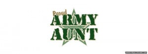 Proud Aunt Quotes Army