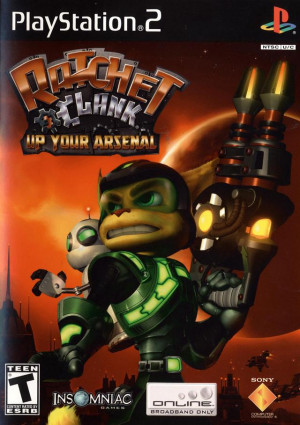 Screenshot Thumbnail / Media File 1 for Ratchet & Clank - Up Your ...