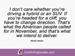 Barack Obama Quotes And Sayings
