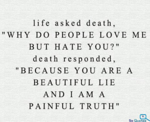Why Do You Hate Me Quotes