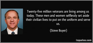 More Steve Buyer Quotes