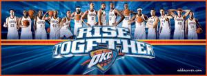 Oklahoma City Thunder Cover