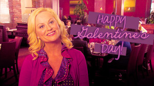 ... DAY!!!! #:') #parks and recreation #galentine's day #leslie knope