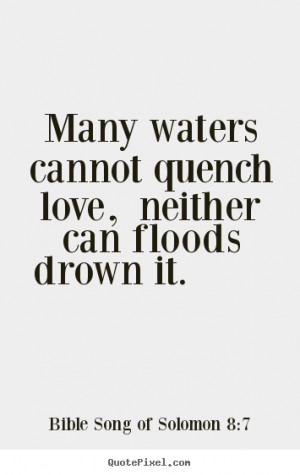 Song of Solomon Love Quotes